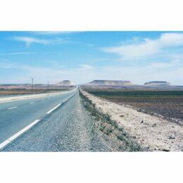 Infinty road © Jeanne fredac
