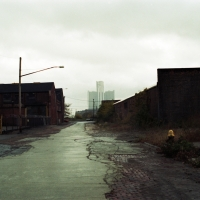 General Motors, Detroit, 2008, Jeanne Fredac © Adagp, Paris, 2021