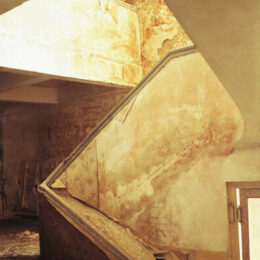 Die rote Treppe, Jeanne Fredac © Adagp, Paris, 2021