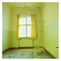 La chambre verte, 2010, Jeanne Fredac © Adagp, Paris, 2021