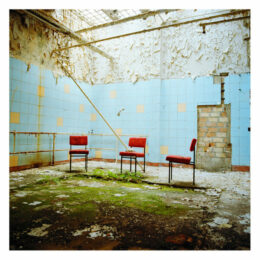 Waiting of a call, 2010, Jeanne Fredac © Adagp, Paris, 2021