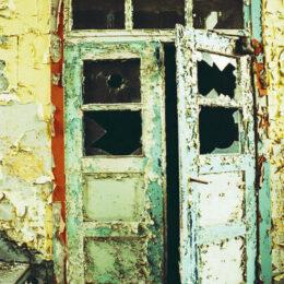 Tür, Jeanne Fredac © Adagp, Paris, 2021