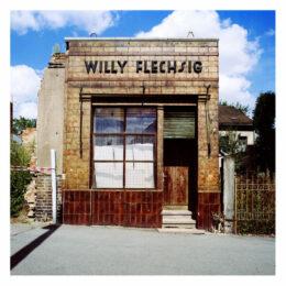 Willy Flechsig, 2011, Jeanne Fredac © Adagp, Paris, 2021