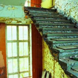Treppe, Jeanne Fredac © Adagp, Paris, 2021