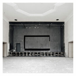 Néant tendance noir, 2014, Jeanne Fredac © Adagp, Paris, 2021