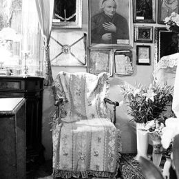 La chaise à l'enfant, Jeanne Fredac © Adagp, Paris, 2021